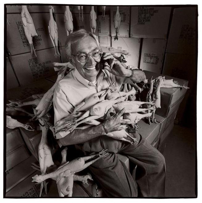 I lavori più strani nelle foto di Nancy Rica Schiff