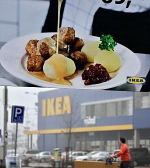 Cina distrugge tonnellate  di cioccolata Ikea e Nestlè