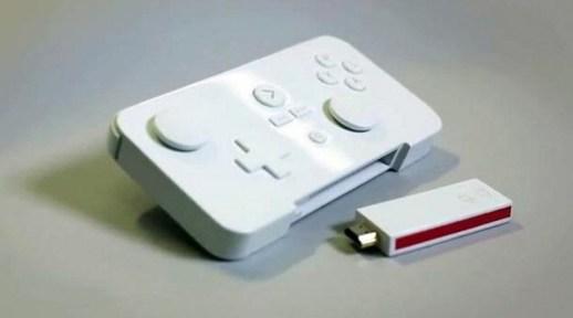 Una console in una chiavetta Usb