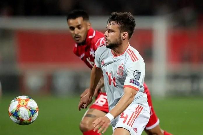 Resultado de imagen de Malta 0-2 España