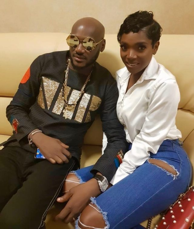 2baba and wife, Annie