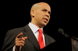 Cory Booker's Political Career Guided By Top Wall St Donors To Romney's Super PAC