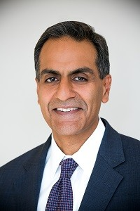 Richard Verma, a consultant to Wal-Mart and the Wal-Mart backed Alliance for Bangladesh Worker Safety