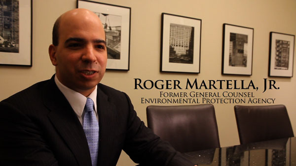 Martella Jr. co-leads the Environmental practice group at Sidley Austin LLP.