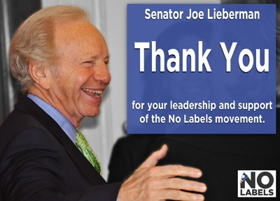 Lieberman-No-Labels
