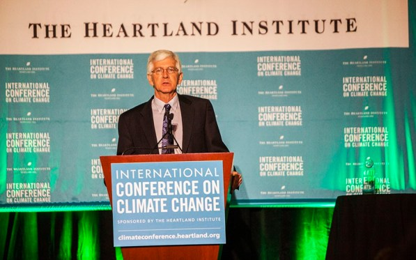 Roy Spencer Speaking at the Heartland Institute International Conference on Climate Change