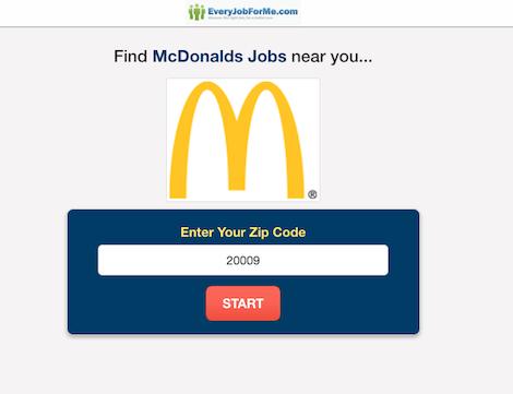 McD jobs