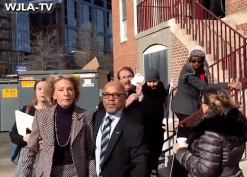 Protesters Block Betsy DeVos From Visiting Washington, DC, Public School