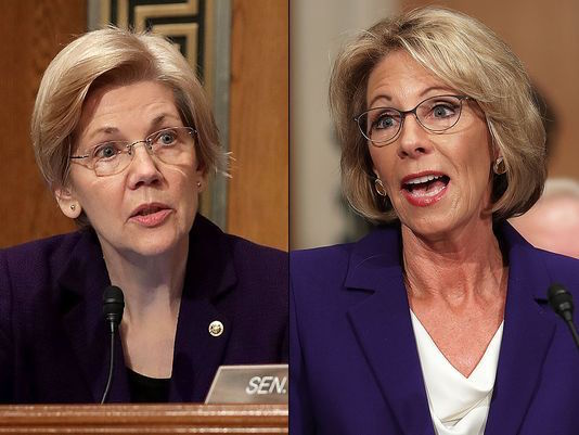 Senators Tell DeVos That Delaying Student Loan Rule Would Violate the Law