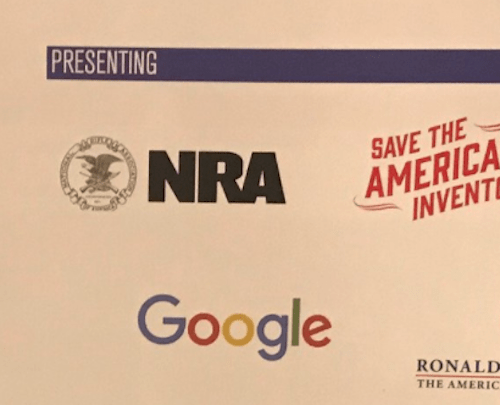 Did Google pick the worst week ever to sponsor a right wing conference alongside the NRA?