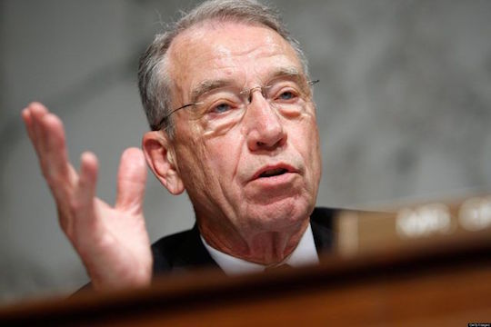 "Grassley Attacks ACICS-Approved For-Profit Colleges As ""Visa Mills"""