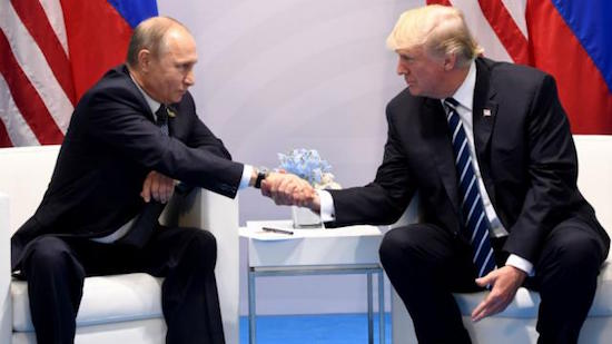 Congratulating Putin? Trump Knows What He's Doing, Believe Me