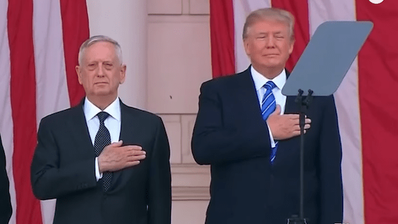 In Whitaker's Wake, Will Trump Replace Mattis With Another Sycophant?