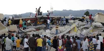 Haiti-zemljotres