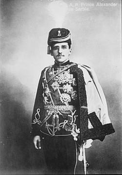 Princ Aleksandar Karadjordevic