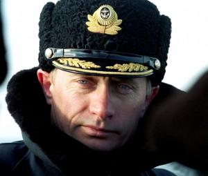 Vladimir Putin uniforma