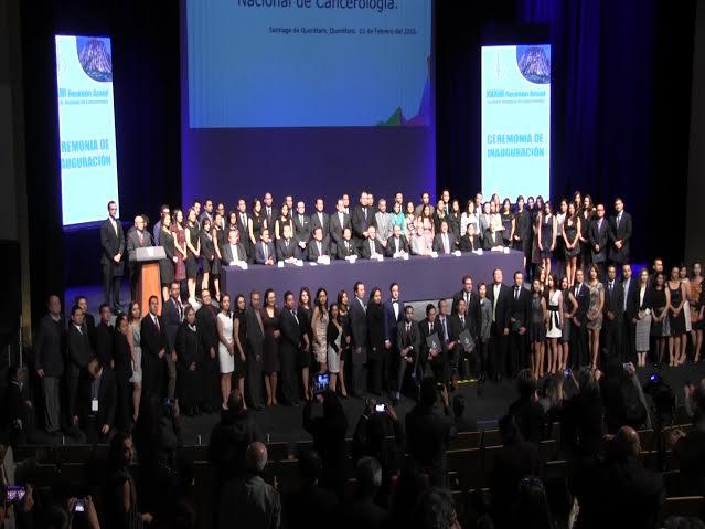 Querétaro Sede del XXXIII Congreso de Oncología