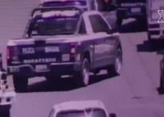 SSPMQ aprehende a grupo de individuos dedicados al robo de vehículos
