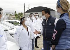 Médico en tu Calle seguirá haciendo pruebas COVID y entregando Oxímetros