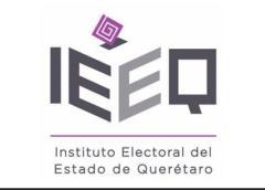 Procedentes 97% de registros de candidaturas para Ayuntamientos y Diputaciones locales de mayoría relativa: IEEQ