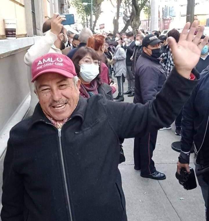 Miguel Ángel Contreras, (Morena) imagen de archivo