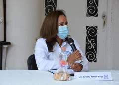 Propone Leticia Servín desaparecer el relleno sanitario de Huimilpan