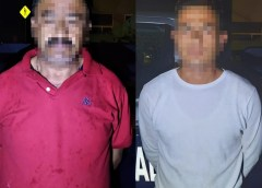 Detienen a dos sujetos originarios de Aguascalientes por robo