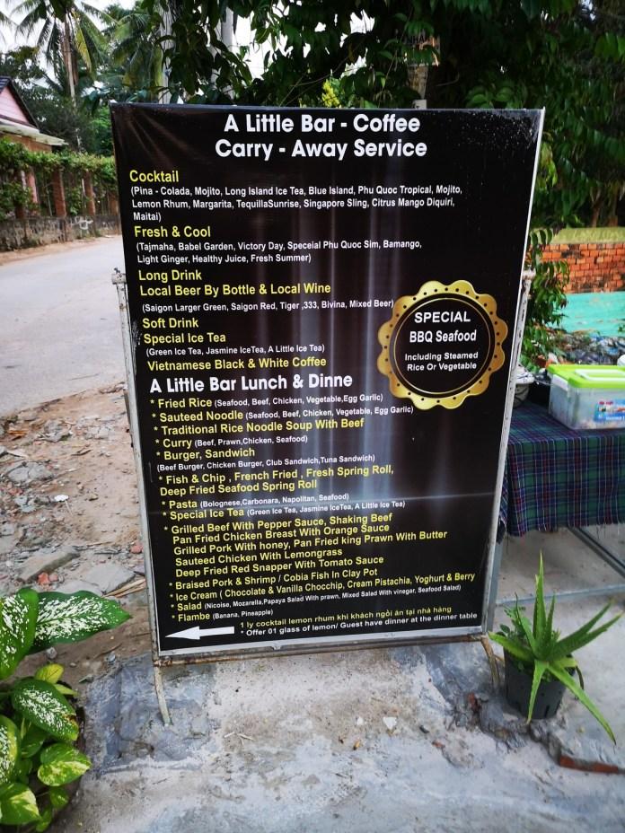 A Little Bar Phu Quoc
