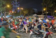 Ho Chi Minh moppar