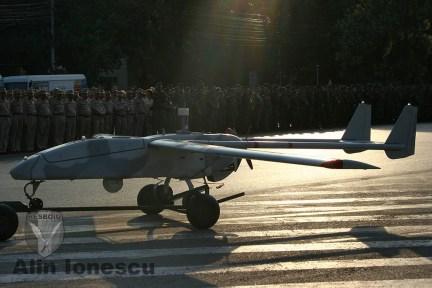 Shadow 600 UAV Romania, 2009