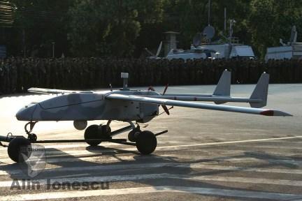 Shadow 600 UAV Romania 2009