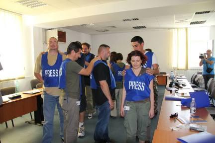 Corespondenti de Razboi - exercitii pentru sudarea echipei