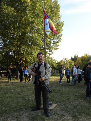 Emil Boboescu - puscas mitralior