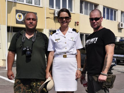 ZPD la Dana Zero: Iulian, Diana şi Mozambic