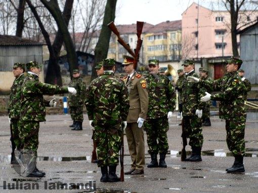 """Drill executat de catre militarii Batalionului 280 Infanterie Mecanizata """"Valter Maracineanu"""""""