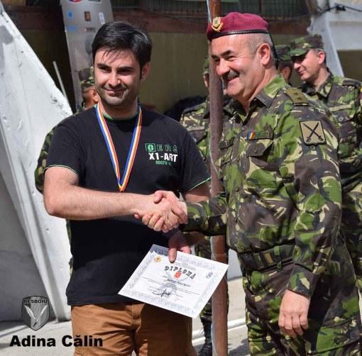 General si Marius Constantin