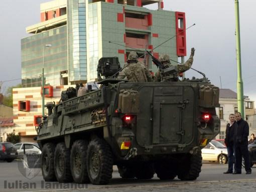 Stryker M1127 Reconnaissance Vehicle