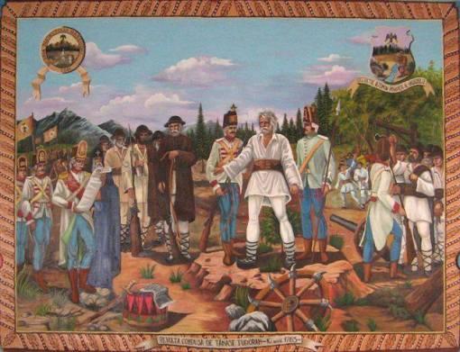 Revolta condusa de Tanase Tudoran