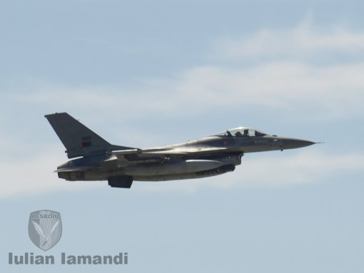 F-16, Boboc 2015