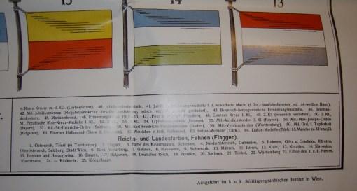 Lista drapelelor