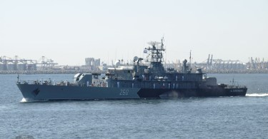 Corveta 260 Amiral Barbuneanu