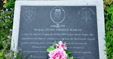 Maior (pm) Petre Tiberius Marcel