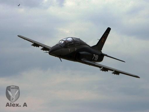 IAR-99 SOIM Nr 719 BOBAS 2017