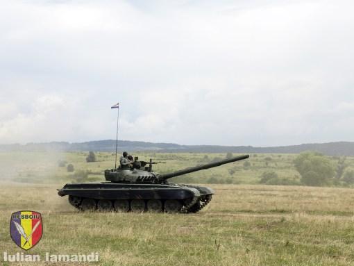 T-72 croate, Saber Guardian 17 - Getica Saber 17