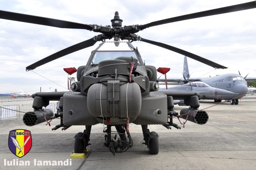AH-64 Apache - BSDA 2018