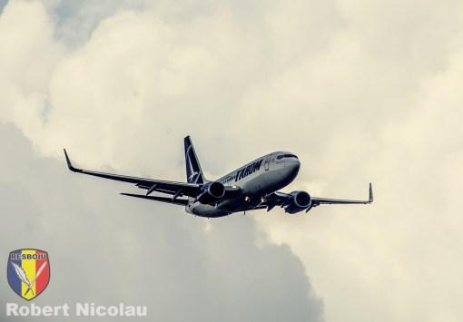 Boeing 737 Tarom - BIAS 2018
