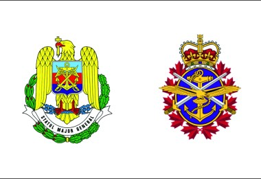 Royal Canadian Armed Forces versus Armata Romana
