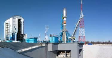 Cosmodromul Vostochny