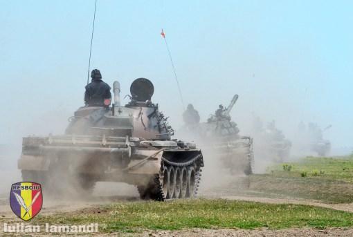 Marasesti 19 - Plutonul de tancuri T-55 - Saber Guardian 2019