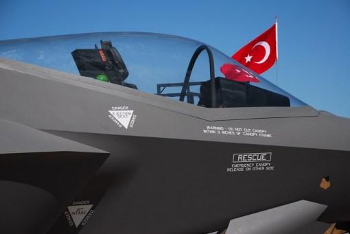 F-35 - Turcia
